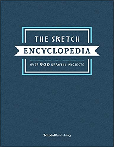 The Sketch Encyclopedia: Over 1,000 Drawing Projects por 3dtotal Publishing epub