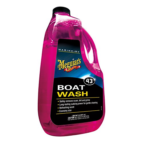 Price comparison product image Meguiar's M4364 Boat Wash - 64 oz.