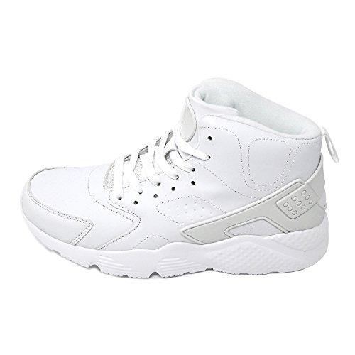 JT JTH018 - Zapatillas Altas Mujer Weiß