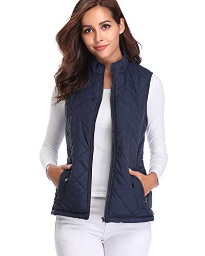 fuinloth Women's Padded Vest