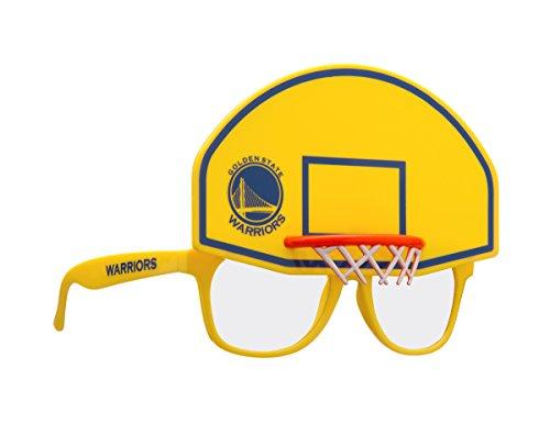 NBA Golden State Warriors Novelty - Sunglasses Basketball