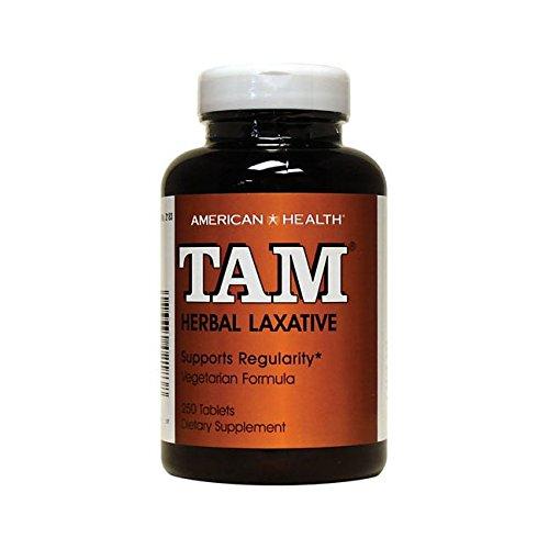 American Health Tam Natural - American Health TAM Herbal Laxative 250 Tablets