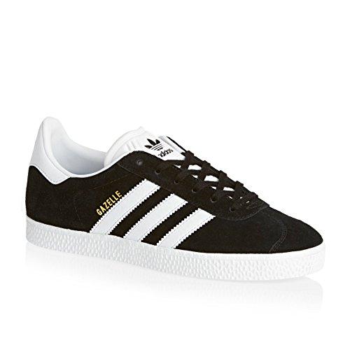 adidas Gazelle J, Zapatillas Unisex Niños Noir