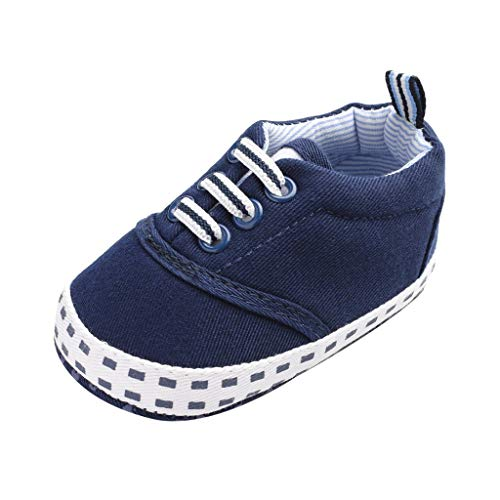 HHei_K  Spring Baby Shoes Fashion Casual Soft Bottom Breathable Non-Slip Toddler Shoes Children Girls Boys Sandals Navy -