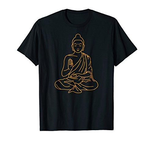 (Buddha t shirt; Buddhist t shirt; Meditation t shirt)