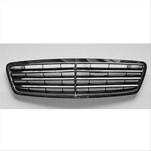 OE Replacement Mercedes-Benz C230 Grille Assembly (Partslink Number MB1200143)