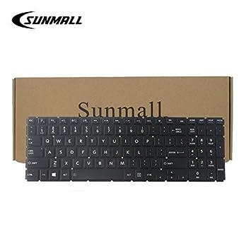New for Toshiba Satellite L50-B,L50D-B,L55-B L55D-B laptop US Keyboard backlit