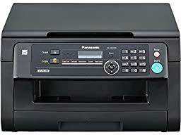 New-KX-MB2000 3-in-1 Monochrome Laser MFP with Flatbed Scanner - PANKXMB2000