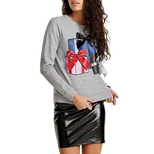 Damen Bluse Oberteil lang Top Damentop Damenoberteil T-Shirt kurze Ärmel G-Pearl