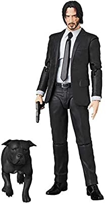 Metermall Toys For 6inch Children Cartoon Doll For Movie John Wick Ultimate Simulation Hitman Figure Delicate Collection Buy Online At Best Price In Uae Amazon Ae