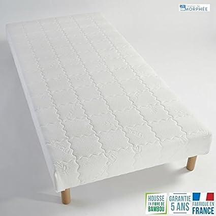 Atelier de Morph/ée Memory Foam Mattress Cover 120/x 180/cm