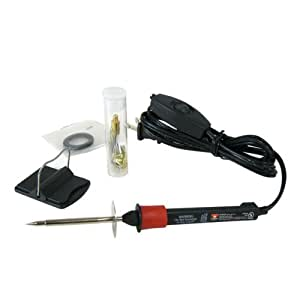 Neiko 40495A Electronics and Hobby Soldering Iron Kit (11 Piece)