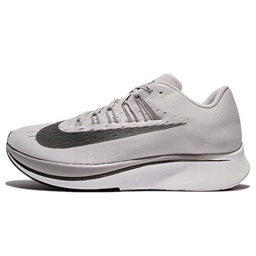 NIKE Men's Zoom Fly Running Shoe Vast Grey/Anthracite-Atmosphere Grey 9.0