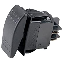 Ancor Marine Grade Electrical Sealed Rocker Switch
