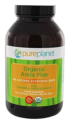Pure Planet Amla Plus Tablets product image
