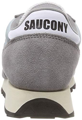 O Vintage Grey Men's Saucony Cross grey Jazz Dove 5 wild Trainers waZxEnEW