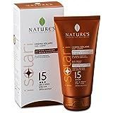 Nature's - Crema Solare Viso e Corpo SPF 15