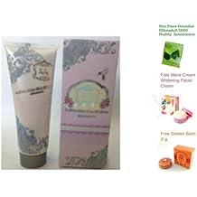 LELA L-Gluta Arbutin Body BB Cream SPF 50 PA +++ / Pink Nude 175ml FREE !! Handkerchief Thai silk