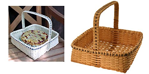 Church Supper Basket Kit by V.I. Reed & Cane, Inc.
