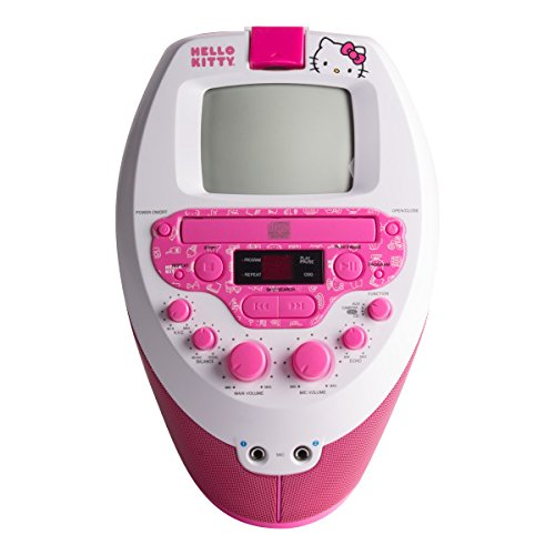 Hello Kitty 68109 Super Karaoke with Cam