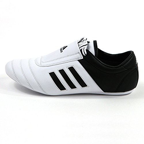 adidas-KICK-Shoes-Martial-Arts-Sneaker-White-with-Black-Stripes-7