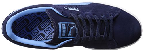 Puma Suede Classic, Unisex-Adults' Trainers Peacoat/Team Pearl Blue