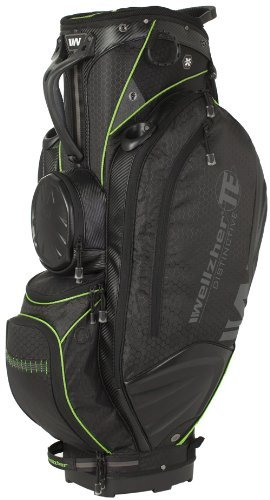 wellzher-te-cart-bag-black-green