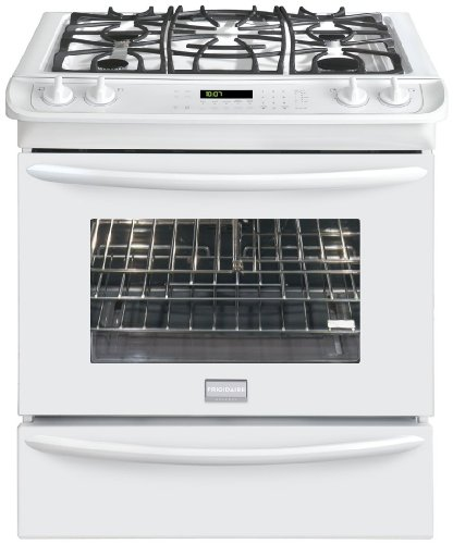 Frigidaire FGGS3065KWGallery Slide Sealed Burner
