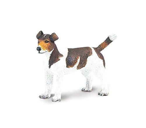 Miniature Fairy Garden Jack Russell Terrier - My Mini Garden Dollhouse Accessories for Outdoor or House Decor