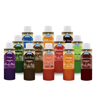 Ralph's Sodamix 12 Sample Variety Pack