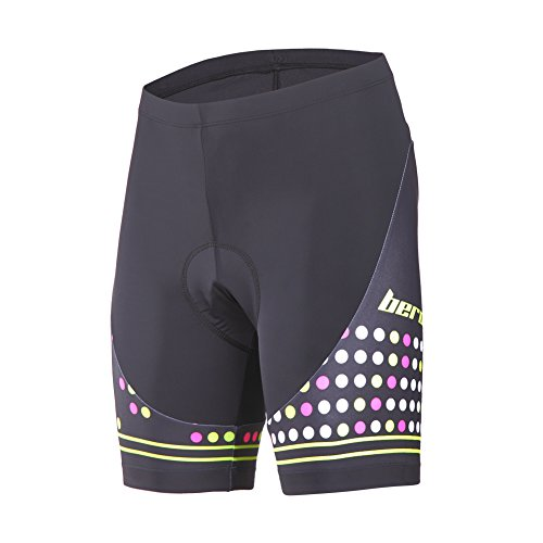 Beroy-Cycling-Womens-ShortsCute-3D-Padding-Bike-Shorts-with-Reflective-print