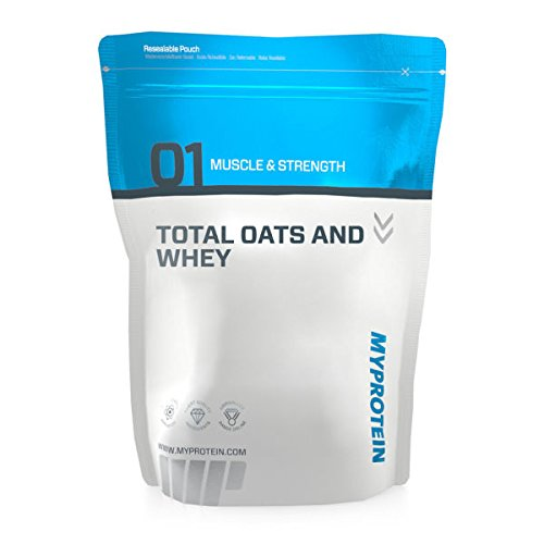 MyProtein Total Oats And Whey Mezcla de Proteína y Avena - 2500 gr ...