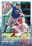 2015 Topps Baseball #315 Javier Baez...