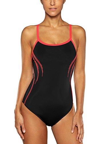 CharmLeaks Women's bathing suits for women one piece bathing suits cover up One piece