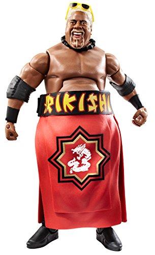 WWE Elite Collection Series #27 Rikishi Action Figure