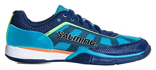Salming Viper 2.0 Indoor Handballschuh Hallenschuh blau