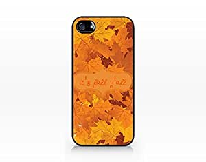 Yellow Maple Leaves - Hard Plastic Case for Iphone 4/4s