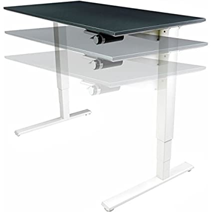 Humanscale   FNSM43   Humanscale Float Table Base   X 56 Width X 30 Depth