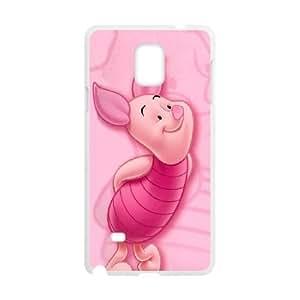 Piglet'S Big Movie Samsung Galaxy Note 4 Cell Phone Case White Phone Accessories JV265722