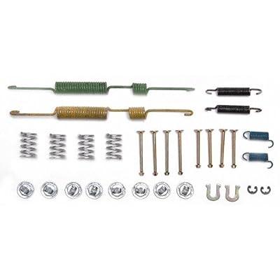 Raybestos H17343 Professional Grade Drum Brake Hardware Kit: Automotive