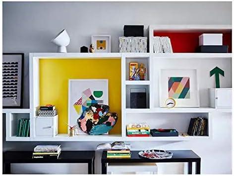 colore bianco /Mensola da parete 30/x 26/cm Legno White Ikea/ 30 x 26 cm