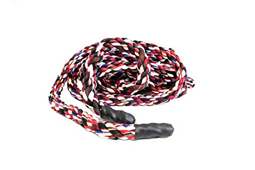 Squirrel Products 50' Tug of War Rope - Active Outdoor Fun for All Ages