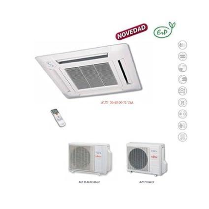 Fujitsu AUY50UiA-LV - Aire acondicionado (A++, A+, 1620W, Techo,