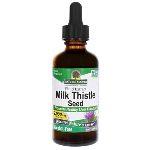 Nature's Answer Milk Thistle