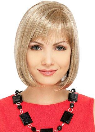 Weiblich Gemischt Blond Fashion Style Anschmiegsame Kurze Haare