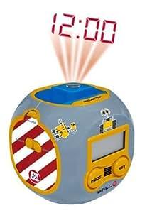 Muro de Radio E Alarm Clock (IMC Toys)