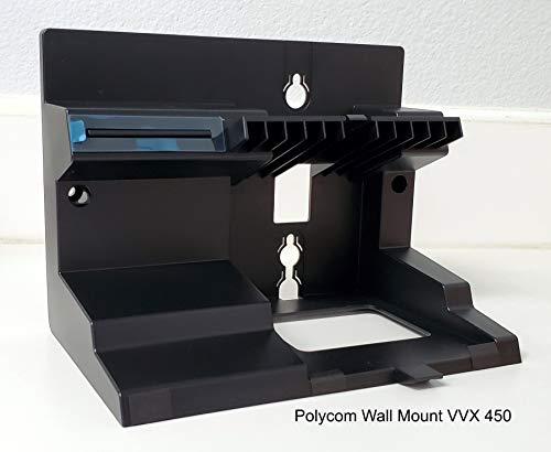 Polycom 2200-48843-001 Wall Mount Bracket for VVX 450 Phones
