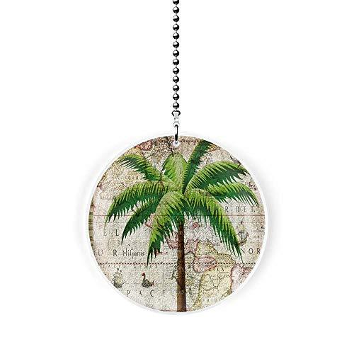 Classic Palm Tree Fan/Light -