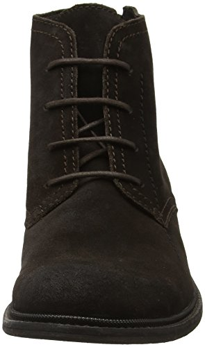 Hobi813fly Marrón London Fly Botas Hombre Mocca para Chelsea 8wPqf5F1