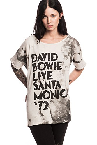David Bowie - Santa Monica - Offiziell Überdimensional Damen T-Shirt